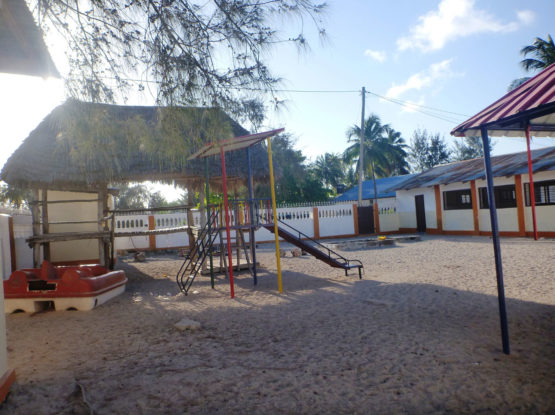 Nungwi Primary Playground Zanzibar Hotel Mnarani Beach Cottages